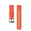 Suunto silikonový velikost M - coral/gray