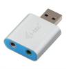 i-tec USB/2x 3,5mm