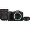 Digitální fotoaparát Canon EOS RP + M 24-105 L IS USM + adapter černý + dárek