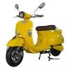 Elektrický motocykl RACCEWAY CENTURY, žlutý-lesklý