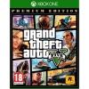 RockStar Grand Theft Auto V - Premium Edition