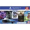Sony + kamera + 5 her (VR Worlds, Skyrim, Resident...