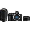Nikon Z50 + 16-50 VR + 50-250 VR + dárek