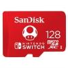 Sandisk Micro SDXC 128GB UHS-I U3 (V30) pro Nintendo Switch (100R/90W)