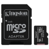Kingston MicroSDXC 128GB UHS-I U1 (100R/10W) + adapter