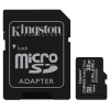 Kingston MicroSDHC 32GB UHS-I U1 (100R/10W) + adapter