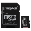 Kingston MicroSDXC 64GB UHS-I U1 (100R/10W) + adapter