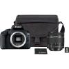 Canon 2000D + 18-55 mm DC + VUK
