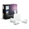 Philips Hue 6,5W, GU10, White and Color ...