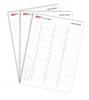 COLOP e-mark® 48 x 18 mm, 10 x A4 (30 štítků na archu)