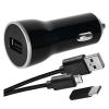 EMOS 1x USB, Micro USB kabel, USB-C redu...