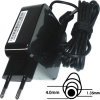 Asus 45W 19V 2P BLK(AC FIX) s EU plug