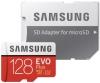 Samsung 128GB Class 10 UHS-3 (R100/W60) + SD adaptér