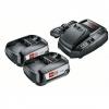 Bosch  PBA 18V 2,5 Ah + AL1830