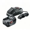Bosch PBA 18V 4,0Ah + AL1830CV