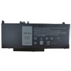 Dell 4-cell 62W/HR Li-ion pro Latitude E5270, E547...