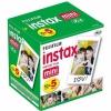 Fujifilm Instax Mini film, 5 x 10ks Pack
