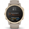Garmin fenix6S PRO Solar - Light Gold/Sand Band (MAP/Music)