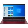 Acer 3 (A315-34-C43G) červený + Microsoft 365 pro jednotlivce