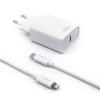 FIXED USB-C PD, 18W + MFi Lightning kabel 1m