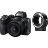 Nikon Z5 + 24-50 VR + adaptér bajonetu FTZ KIT