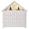 EMOS adventní kalendář, 35x30cm, 2x AA, vnitřní, t...