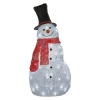 EMOS vánoční sněhulák, 61cm, venkovní, studená bíl...