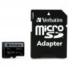 Verbatim Pro microSDXC 128GB UHS-I V30 U3 (90R/45W) + SD adaptér