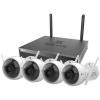 EZVIZ Wireless Security Kit NVR (1TB HDD) + 4x C3N