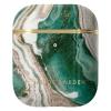 iDeal Of Sweden pro Apple Airpods - Golden Jade Marble