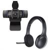 Set (Webkamera Logitech HD C920S Pro) + ...