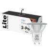 Lite bulb moments GU10, 4,5W Spot, RGB+W2700K, 3 kusy