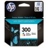 HP No. 300, 4 ml, 165 stran, CMY - originální