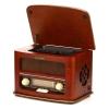 Videorecenze: Radiopřijímač s CD Hyundai Retro RC606 RETRO dřevo