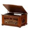 Videorecenze: Gramofon Hyundai Retro RTC 315 dřevo