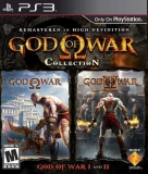 Sony PlayStation 3 God Of War Collection (Essentials)