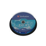 Verbatim Extra Protection CD-R DL 700MB/80min, 52x, 10-cake