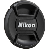 Nikon LC-58 58MM NASAZOVACÍ PŘEDNÍ VÍČKO OBJEKTIVU černé