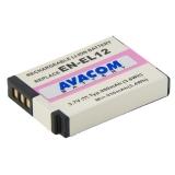 Avacom Nikon EN-EL12 Li-ion 3,7V 980mAh