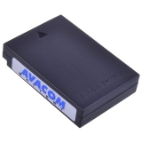 Avacom pro Olympus LI-10B/LI-12B, Sanyo DB-L10 Li-ion 3.7V 1090mAh