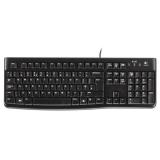 Logitech K120 Business CZ/SK černá
