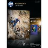 HP Advanced Photo Paper A4, 250g, 50 listů bílý