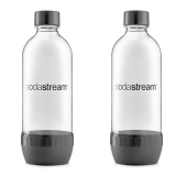 SodaStream 1l GREY/Duo Pack