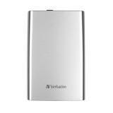 Verbatim Store 'n' Go 500GB stříbrný
