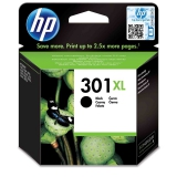 HP No. 301XL, 480 stran - originální černá