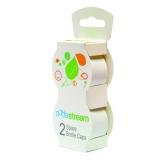 Víčko SodaStream na plastové láhve, bílé (2ks)