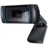 Logitech HD Webcam B910 černá