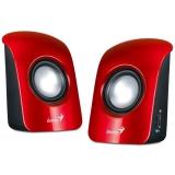 Genius SP-U115 2.0 červená