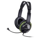 Genius HS-400A černý/zelený