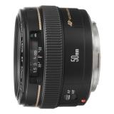 Canon EF 50 mm f/1.4 USM černý